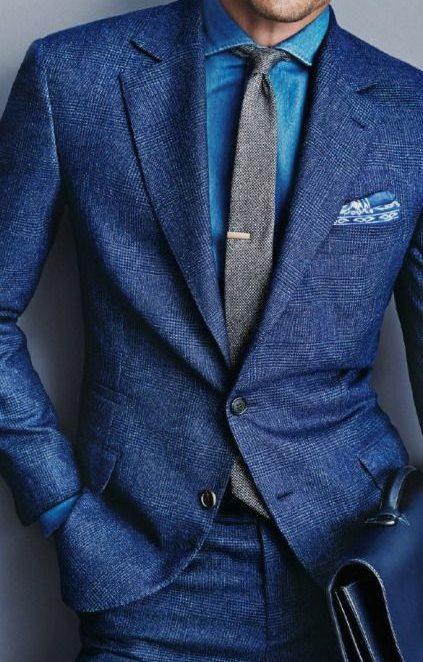 Мъжките костюми – символ на класа и изисканост