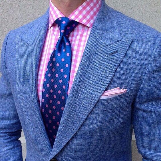 Кърпичките за мъжки костюми – необходим лукс