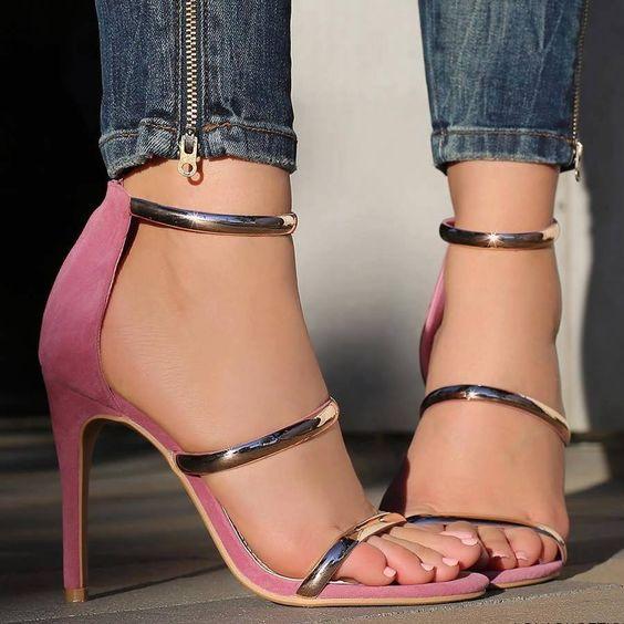5 вида обувки, които трябва да им всяка жена