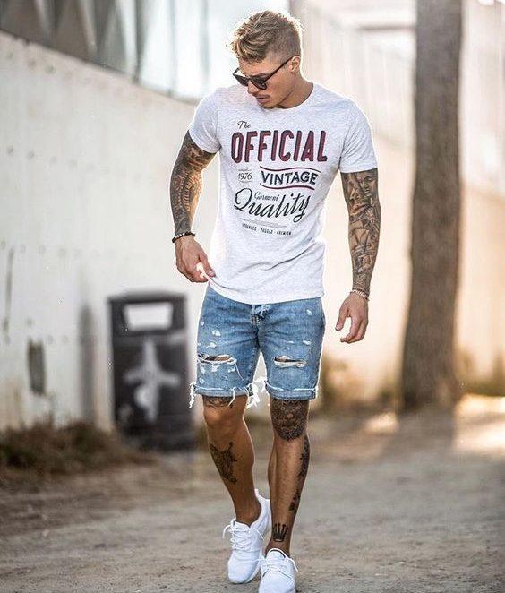 Тениски с принтове – възможност да изявите себе си
