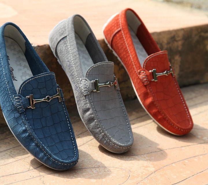 4 вида мъжки обувки за лятото