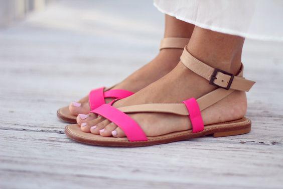 Обувките, които трябва да имате прз лятото