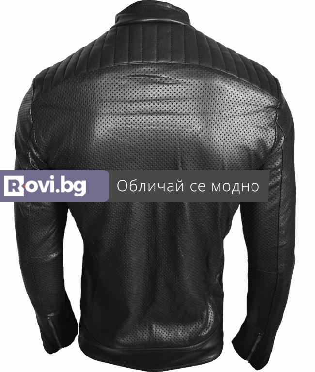 0f2390e7da0 Мъжко кожено яке