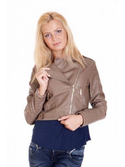 4fdfcaa51d6 Дамски кожени якета - Fashion Colors ✨
