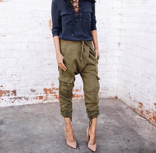 Есенни тенденции при дамските панталони
