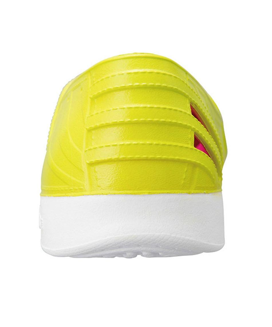 0986a5fcd03 Adidas QT Comfort - дамски летни обувки - лайм - лилаво - Дрехи ...