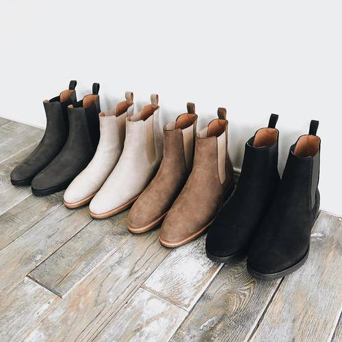 Велурени обувки – задължителни за есента