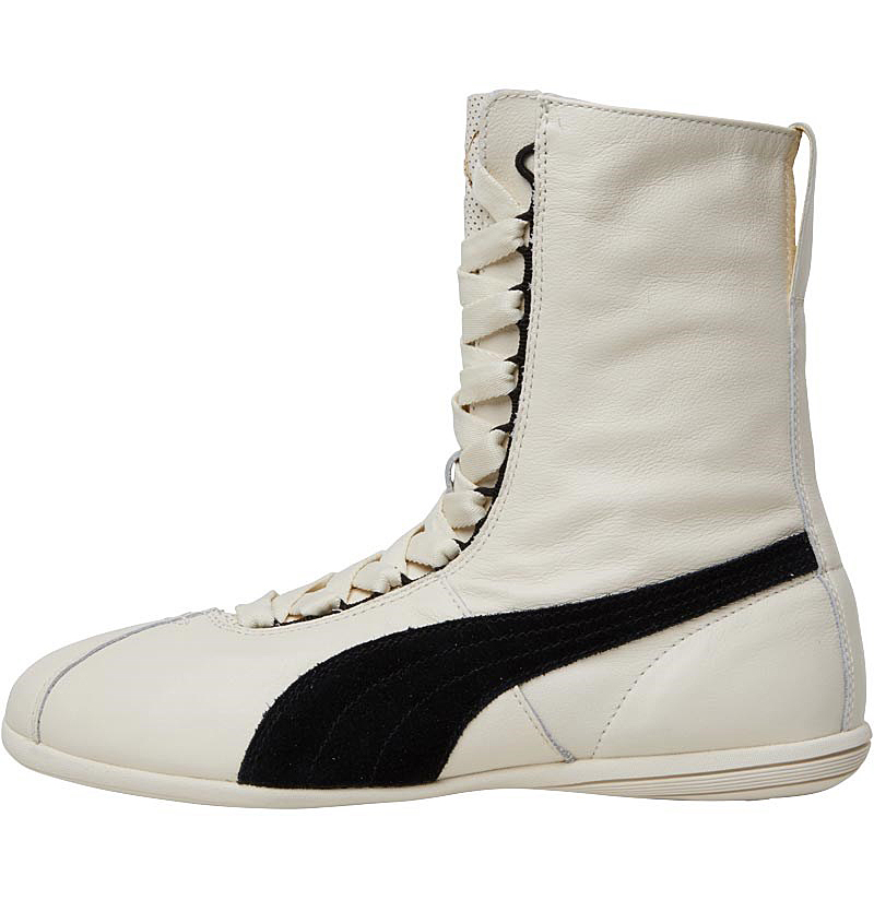 3b8ae6ea0a2 Puma Eskiva Hi - ботуши - бяло - черно - Дрехи Fashion Colors ✨