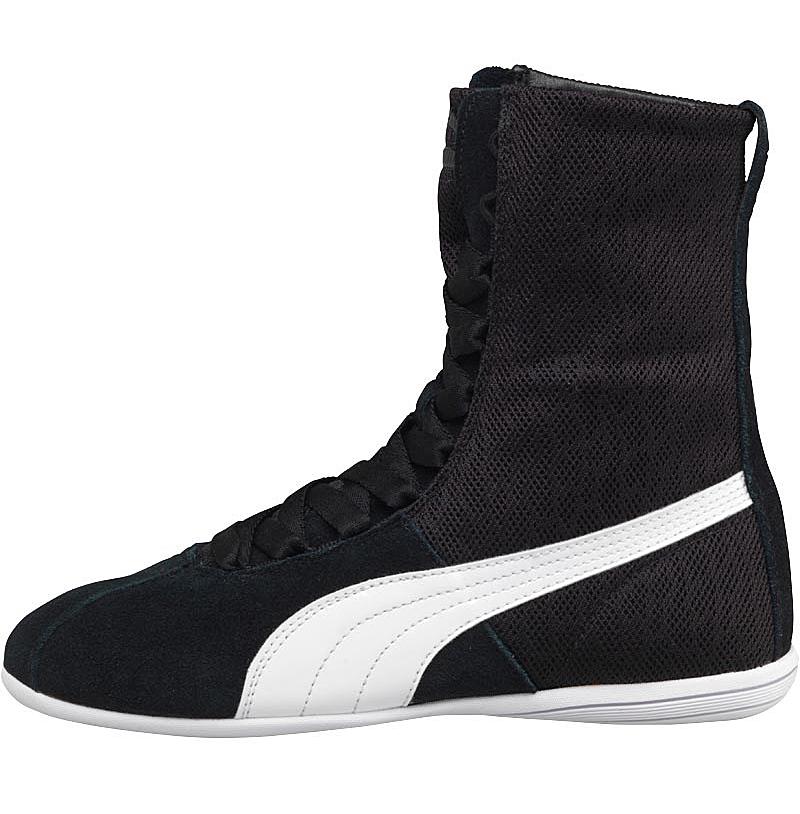 c2c27497bcc Puma Eskiva Hi - ботуши - черно - Дрехи Fashion Colors ✨