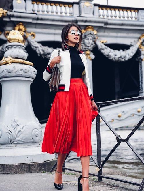 Полата – класическата модна господарка