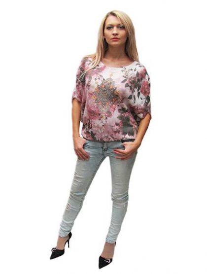 447305a40f4 Дамски блузи с дълъг ръкав 2018 - Fashion Colors ✨