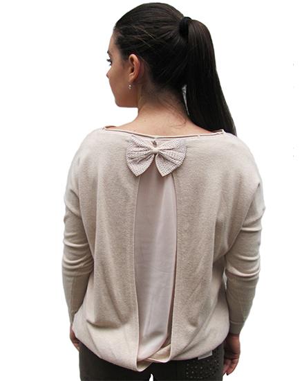 80e4dc2a4ab Блуза официална плетиво - Дрехи Fashion Colors ✨