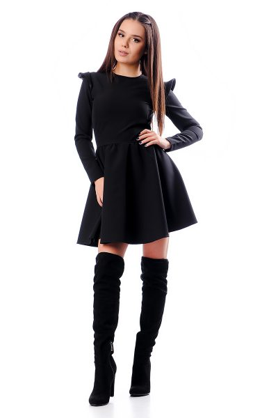 5ed1e029d4e Дамски рокли с дълъг ръкав - Fashion Colors ✨