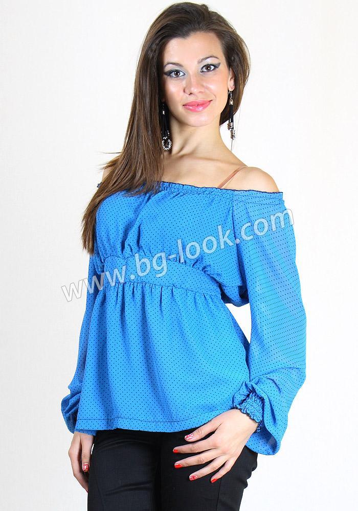 d006fa424f7 шифонени блузи - Дрехи Fashion Colors ✨