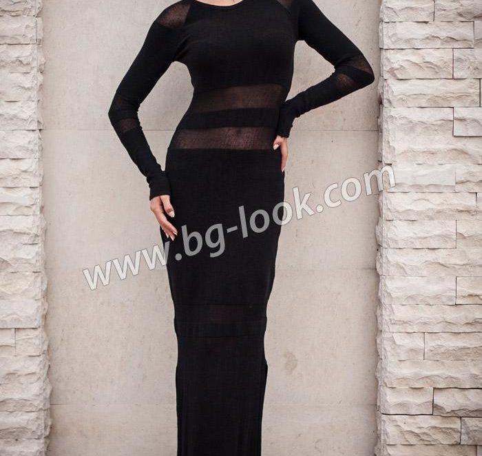 Черна рокля за специалните моменти